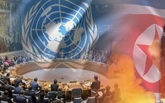 UN set to vote on new N. Korea sanctions