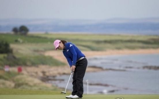 Korean golfer exorcises demons to win 1st LPGA major