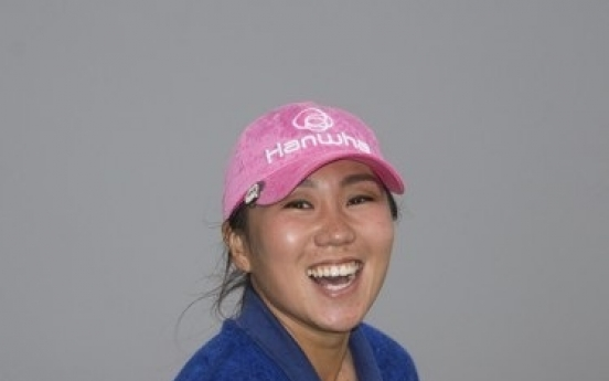 Korean golfer exorcises demons to win 1st LPGA major
