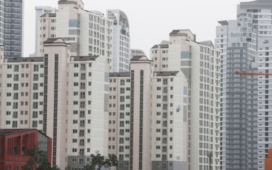 Real estate measures hit upon young home buyers in Seoul