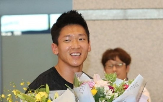 Korean sprinter Kim Kuk-young laments his worlds performance