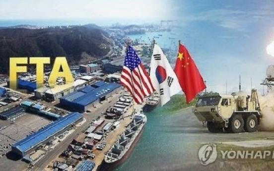 US trade pressure on China to hit Korea hard: report