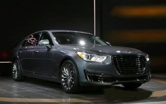 Genesis taking root as luxury car brand with steady sales in US