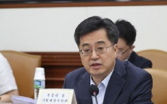 N. Korea issues have limited impact on market: finance minister