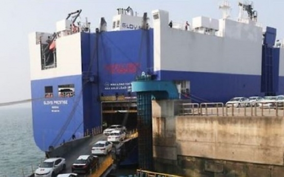 Korea's auto exports up in July