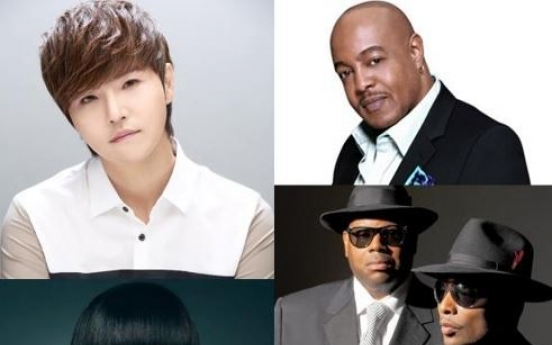 Intl. musicians come together for Korean unification prayer song