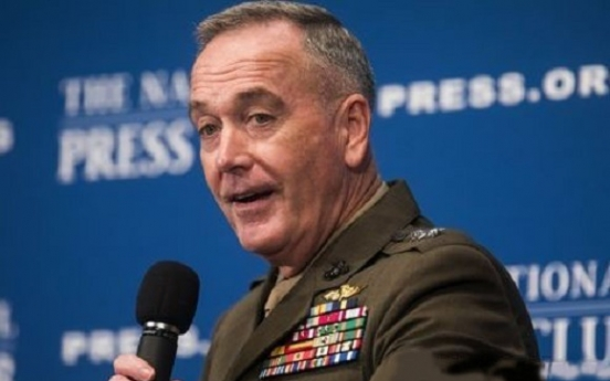 Top US military officer due in Korea next week