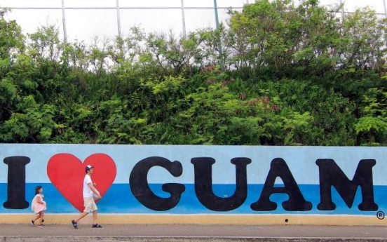 Guam fliers offer emergency tips for threat from North Korea