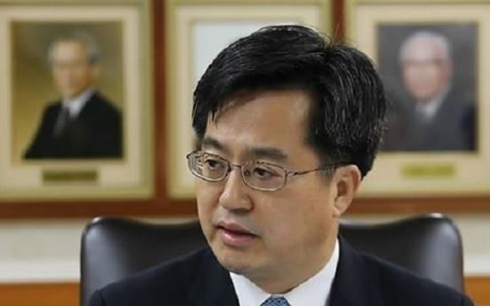 S. Korea's finance minister calls for vigilance against volatility over N. Korea's threats