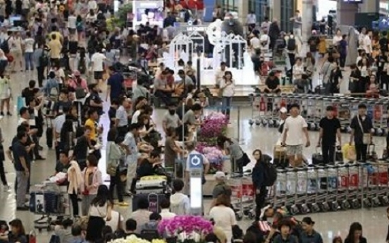 Koreans expected to spend more on leisure in Q3