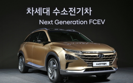 Hyundai Motor to develop 31 eco-friendly models by 2020
