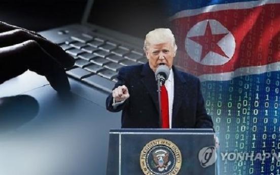 US lawmaker calls for 'massive cyber-attack' on N. Korea