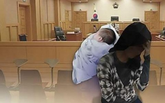 Two women jailed for selling baby on social media