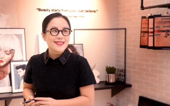 [Herald Interview] Jung Saem-mool explains what goes into flawless K-beauty