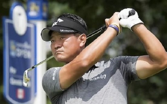 K.J. Choi to retain PGA Tour status on special exemption
