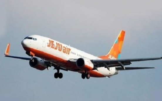 Jeju Air to add new route to Japan in Nov.