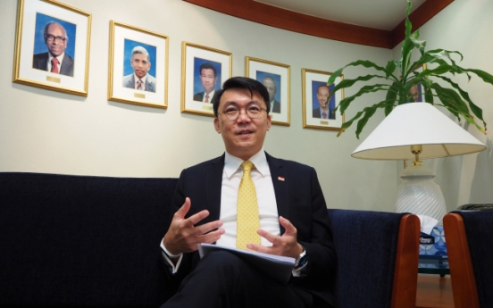 'Singapore, Korea pacesetters in low-growth era'