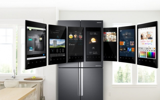 Samsung aims to connect all home appliances by 2020