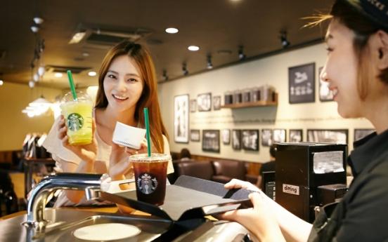 SKT, Starbucks partner for AI-based coffee order service