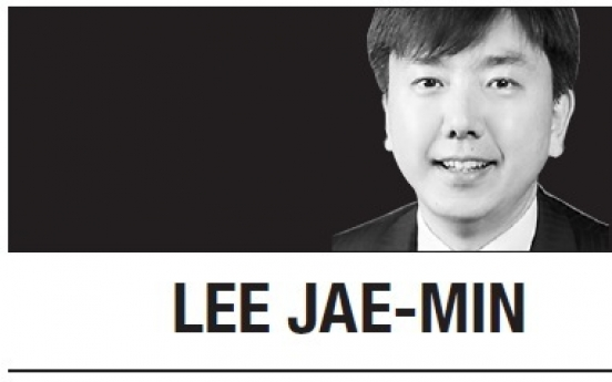 [Lee Jae-min] Peaceful, but not peaceful march