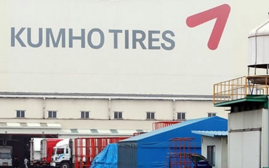 Creditors of Kumho Tire delays meeting as Doublestar demands discount
