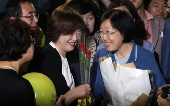 Ex-prime minister released from prison after two-year term over political funds