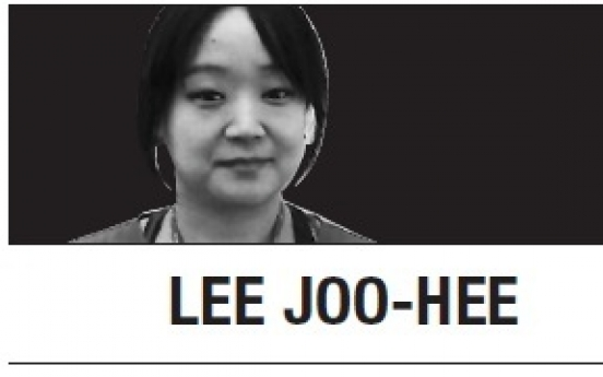 [Lee Joo-hee] Moon needs courage to be hated