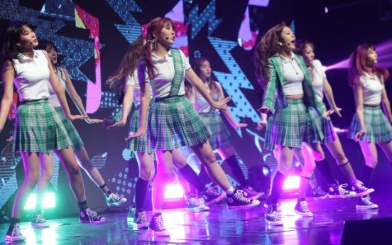 Teen-spirited Pristin returns with rebellious 'Schxxl Out'