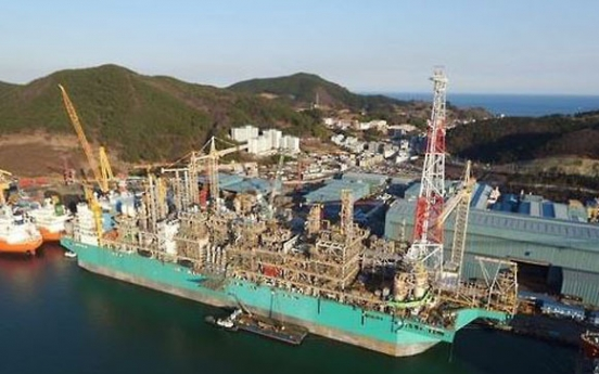 W100b reserve set up for refund guarantees for small and mid-sized shipbuilders