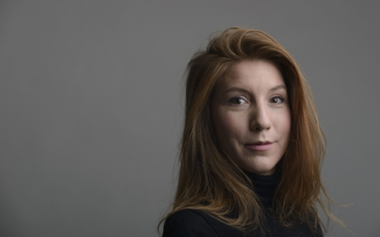 Danish police search for dead Swedish journalist's clothes