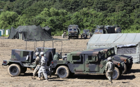 Seoul: US war games to proceed 'more thoroughly'