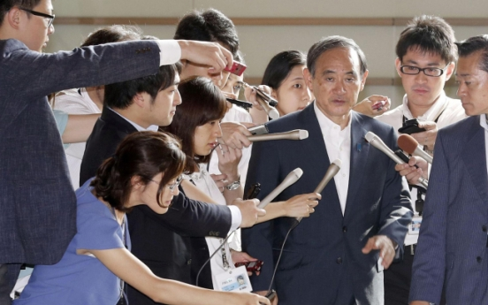 Japan says North Korea missiles no direct threat