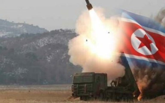 N. Korea's latest projects were likely SRBMs: S. Korean military