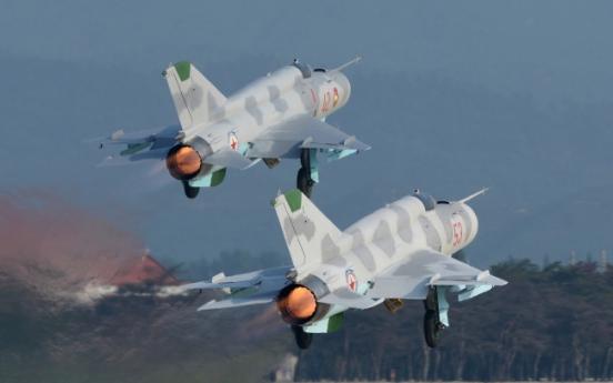 N. Korea scraps air show as sanctions tighten: reports