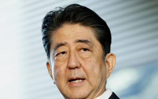 Japan PM says N. Korea missile an 'unprecedented' threat