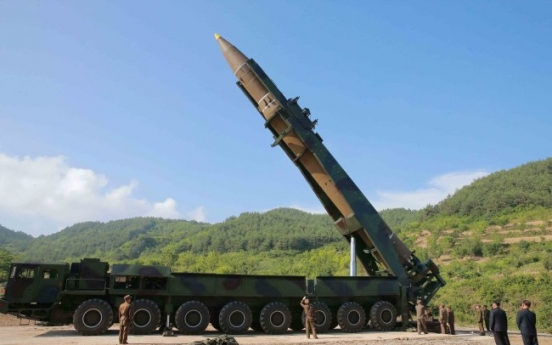 Chronology of North Korea's missile, rocket launches