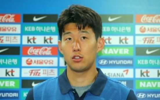 Post-arm injury, Son Heung-min declares self fit for World Cup qualifiers