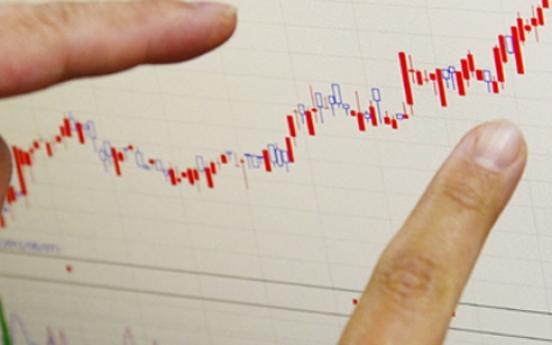 S. Korean stocks rebound from N. Korea's missile rout