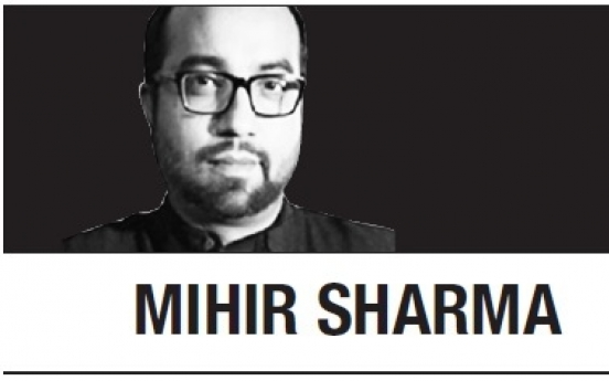 [Mihir Sharma] India and China dial back heat