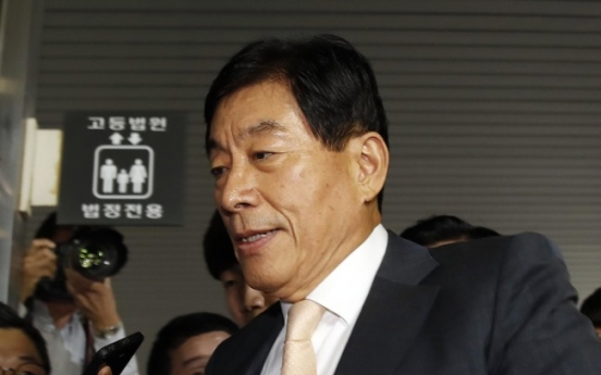 [Newsmaker] Former spy chief gets 4 years in jail for election manipulation