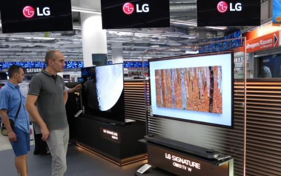 [IFA 2017] LG to supply OLED TV for Bang & Olufsen