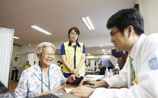 Korea to create 200,000 jobs in health sector over 5 yrs
