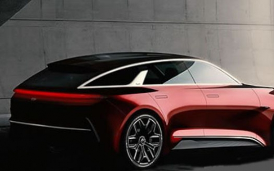 Kia to unveil hatchback-style concept car Frankfurt show