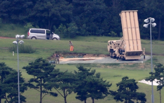 Additional THAAD deployment likely next week: report