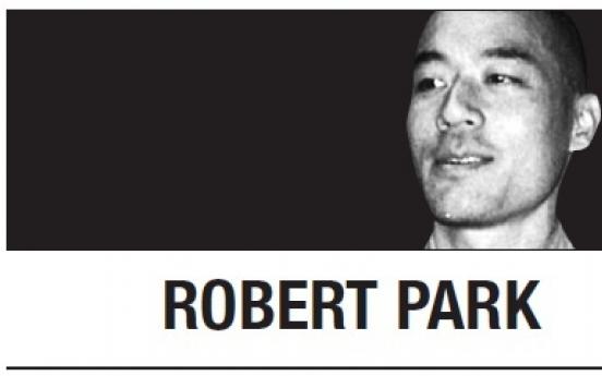 [Robert Park] (1): Baekbeom and NK human rights