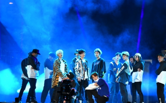 'Culture President' reigns once again with BTS