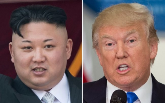 Trump says 'appeasement' will not work after NK nuke test