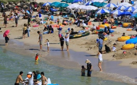 Quarter of Korean salaried workers did not use vacation time: report