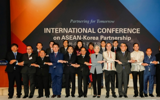 'ASEAN, Korea pave way for prosperous, secure future'