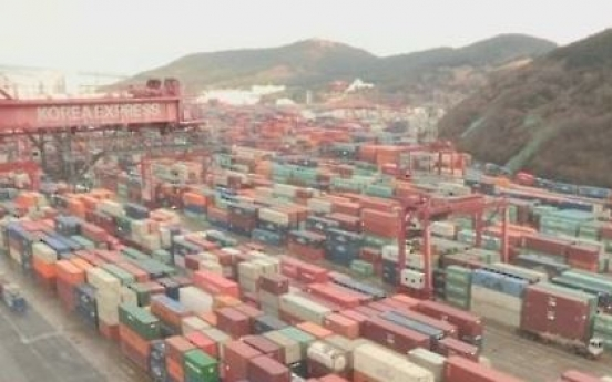 No new import restriction imposed on S. Korea for two months